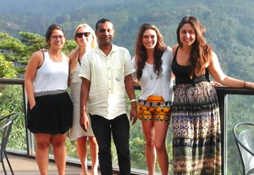 Sri lanka driver guide mahesh Home image
